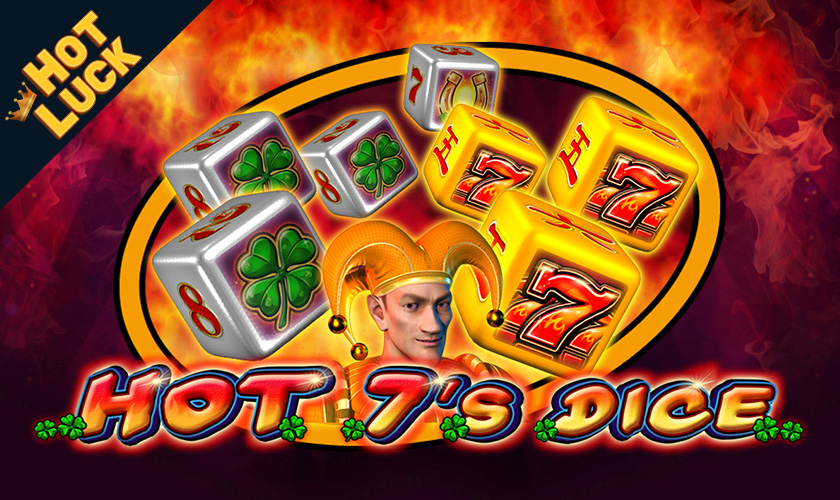CT Gaming - Hot 7's dice
