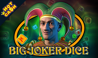 CT Gaming - Big Joker Dice