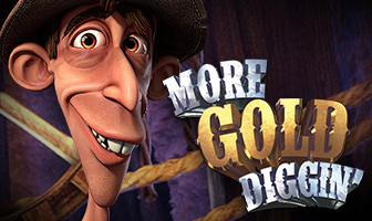 BetSoftGaming - More Gold Diggin