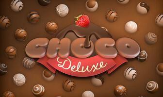 Air Dice - Choco Deluxe