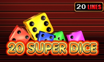 EGT - 20 Super Dice