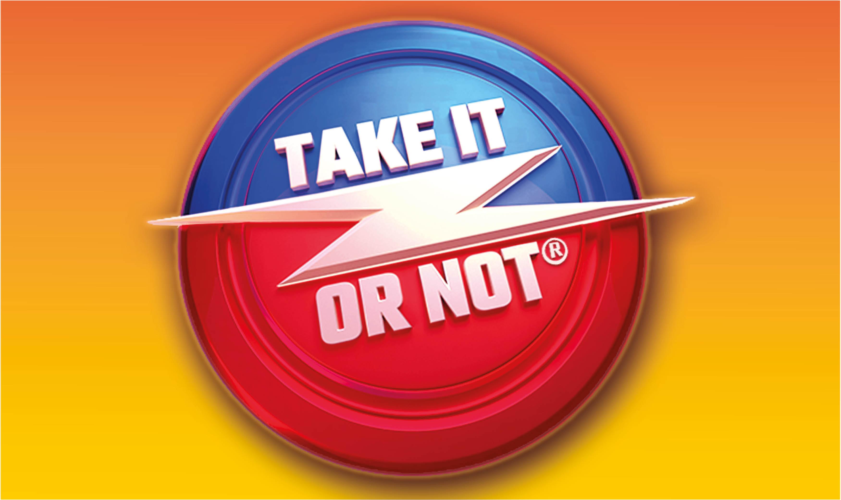 Take it or not