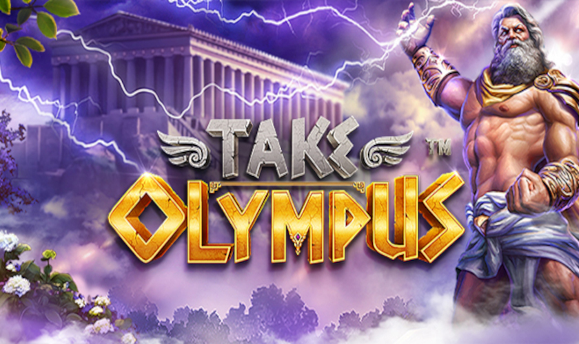 BetSoftGaming - Take Olympus
