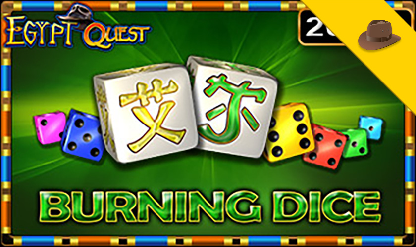 EGT - Burning Dice Egypt Quest