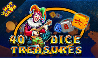 CT Gaming - 40 Dice Treasures