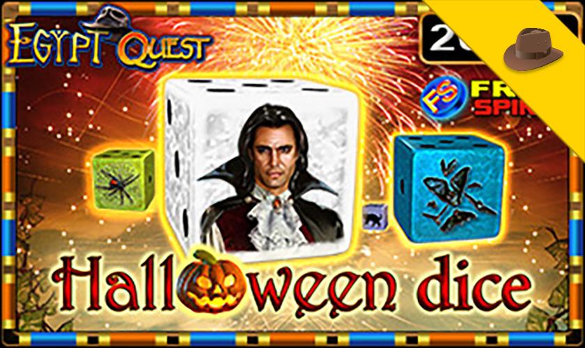 EGT - Halloween Dice Egypt Quest