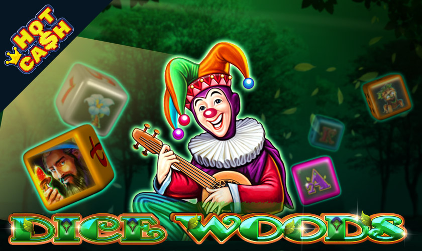 CT Gaming - Dice Woods