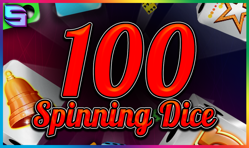 Spinomenal - 100 Spinning Dice