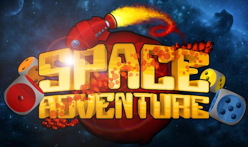 eGaming - Space Adventure Dice