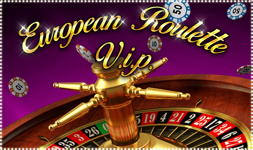 Spinomenal - European Roulette VIP