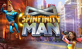 BetSoftGaming - Spinfinity Man