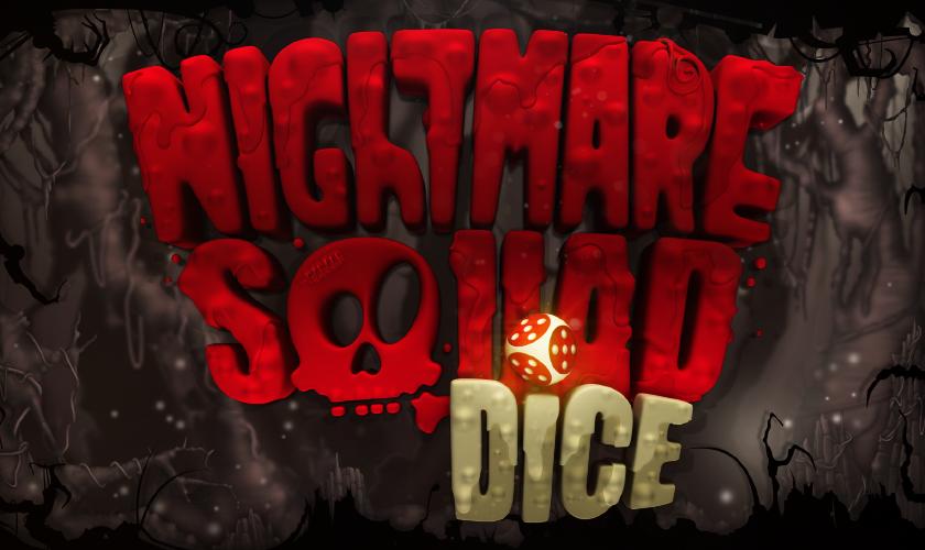 eGaming - Nightmare Squad Dice