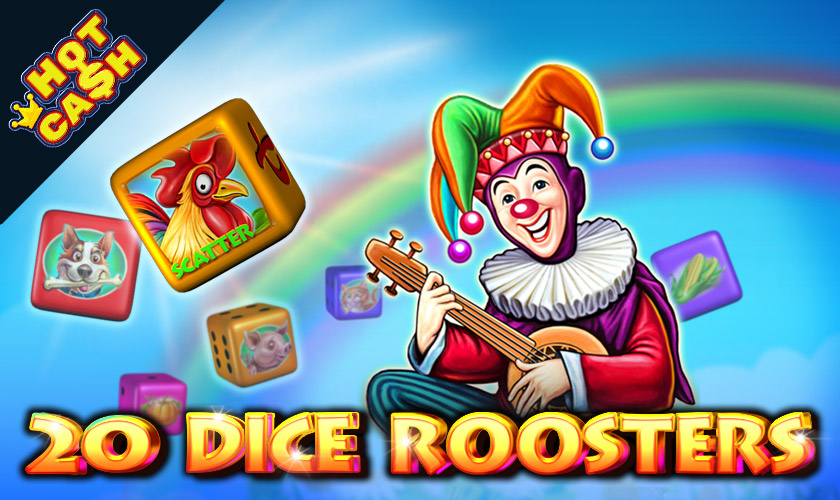 CT Gaming - 20 Dice Roosters