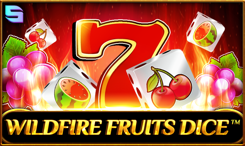 Spinomenal - Wildfire Fruits Dice