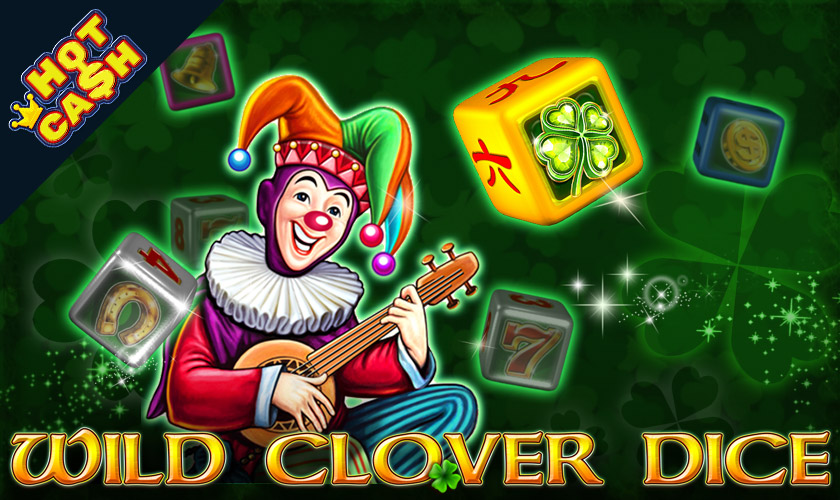 CT Gaming - Wild Clover Dice