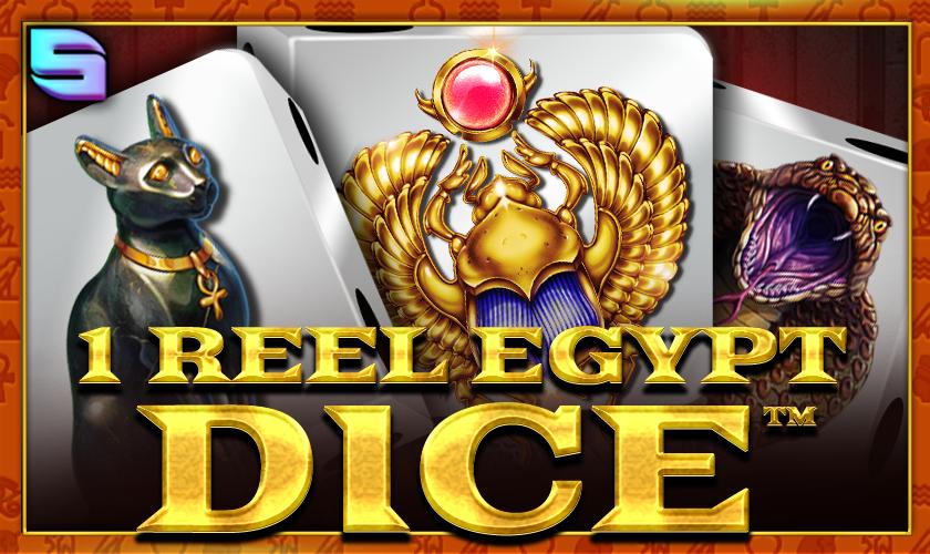 Spinomenal - 1 Reel Egypt Dice